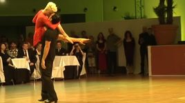 rumba - michael malitowski & joanna leunis (euro dance festival 2014) - dancesport