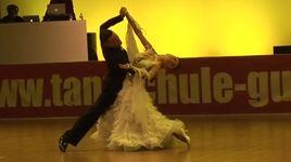 slow foxtrot - benedetto ferrugia & claudia köhler (euro dance festival 2014) - dancesport