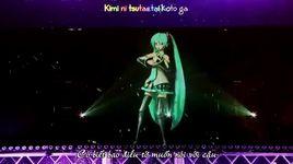 tell your world (130830 hatsune miku magical future) (vietsub, kara) - hatsune miku