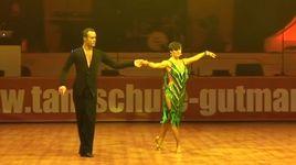 samba - franco formica & olga müller omeltchenko (euro dance festival 2013) - dancesport