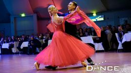slow foxtrot - arunas bizokas & katusha demidova (euro dance festival 2013) - dancesport