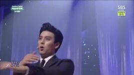 quit playing (140608 inkigayo) - u-kiss