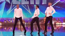 spicy high-heeled moves (britain's got talent 2014) - yanis marshall, arnaud & mehdi - v.a
