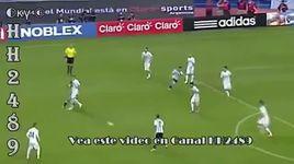 argentina 2 - 0 eslovenia - v.a