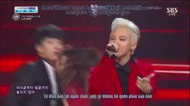 let's talk about love (vietsub, kara) - g-dragon (bigbang), seung ri (bigbang), tae yang (bigbang)