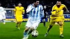 lionel messi tai world cup 2014 - v.a