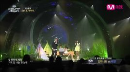 a midsummer night's sweetness (140612 m countdown) - san e, raina
