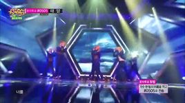 eternity (140614 music core) - vixx