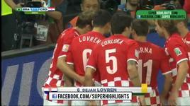 brazil 3-1 croatia: oscar ghi ban an tuong - v.a