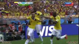 colombia 3 - 0 hy lap - v.a