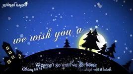 we wish you a merry christmas (vietsub, kara) - ashanti