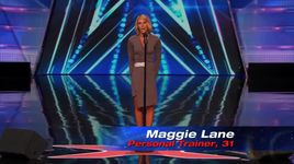 opera singer strips down and sings in a bikini (america's got talent 2014 - audition) - maggie lane - v.a
