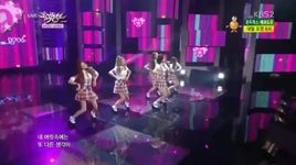 love letter (140620 music bank) - berry good