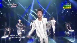obsession (140620 music bank) - boyfriend