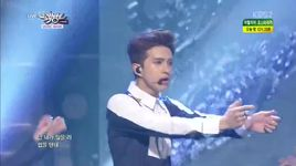 eternity (140620 music bank) - vixx