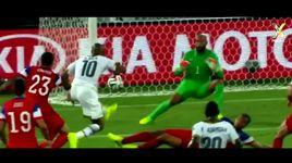 nhung khoanh khac cuc dep tai world cup 2014 - v.a