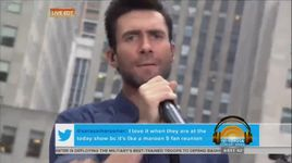 maps (live on today show) - maroon 5