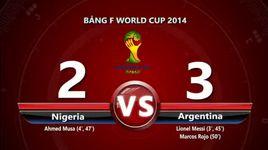 nigeria 2-3 argentina: qua sinh nhat cho messi - v.a
