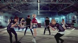 nice body (dance version) - hyomin (t-ara), loco