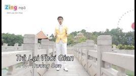 tra lai thoi gian - truong son (fm band)