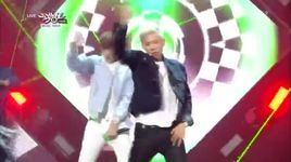 fever (140704 music bank) - halo