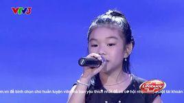 que toi (giong hat viet nhi 2014) - pham phuong khanh