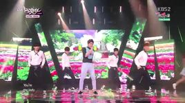 day 1 (140711 music bank) - k.will