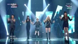 red light (140711 music bank) - f(x)