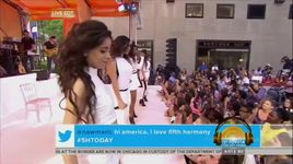 bo$$ (live on today show) - fifth harmony
