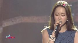 still in love (140612 simply kpop) - baek ji young