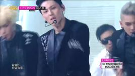 good bye bye (140712 music core) - nu'est