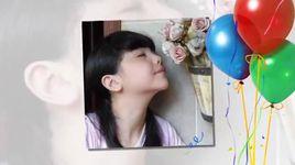 happy birthday to you - thao my