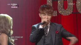 can you hear me (140718 music bank) - lucky j