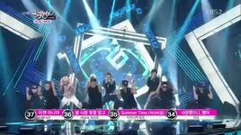 delilah (140718 music bank) - bigflo