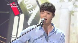 darling (140718 music bank) - eddy kim