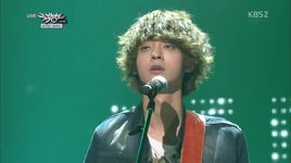 teenager (140718 music bank) - jung joon young
