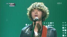teenager (140718 music bank) - jung joon young