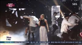 can you hear me (140720 inkigayo) - lucky j