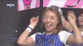 up & down (140720 inkigayo) - ye-a