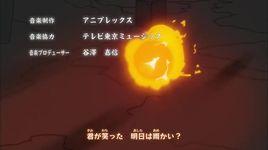 niwaka ame ni mo makezu (naruto shippuuden opening 13) - nico touches the walls