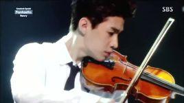 fantastic (140713 inkigayo) - henry (super junior-m)
