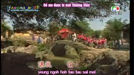 tiep can (moi tinh nong tham 2 ost) (vietsub) - jacky cheung (truong hoc huu), priscilla chan (tran hue nhan)