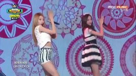 hot baby (140723 show champion) - bestie