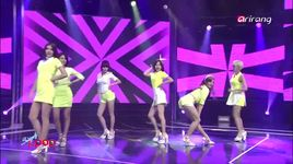 short hair (140725 simply k-pop) - aoa