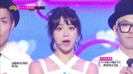 darling (140802 music core) - girl's day