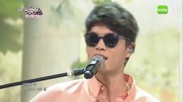darling (140801 music bank) - eddy kim