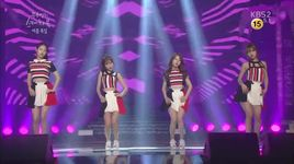 expectation (140801 yoo hee yeol's sketchbook) - girl's day