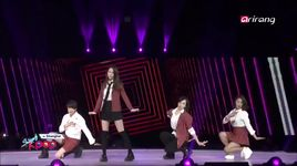 electric shock (140522 simply k-pop) - f(x)