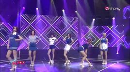 short hair (140801 simply k-pop) - aoa