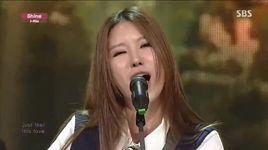 shine (140727 inkigayo) - j-min